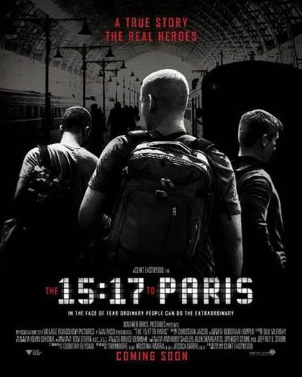 <b>THE 15:17 TO PARIS T...</b>
