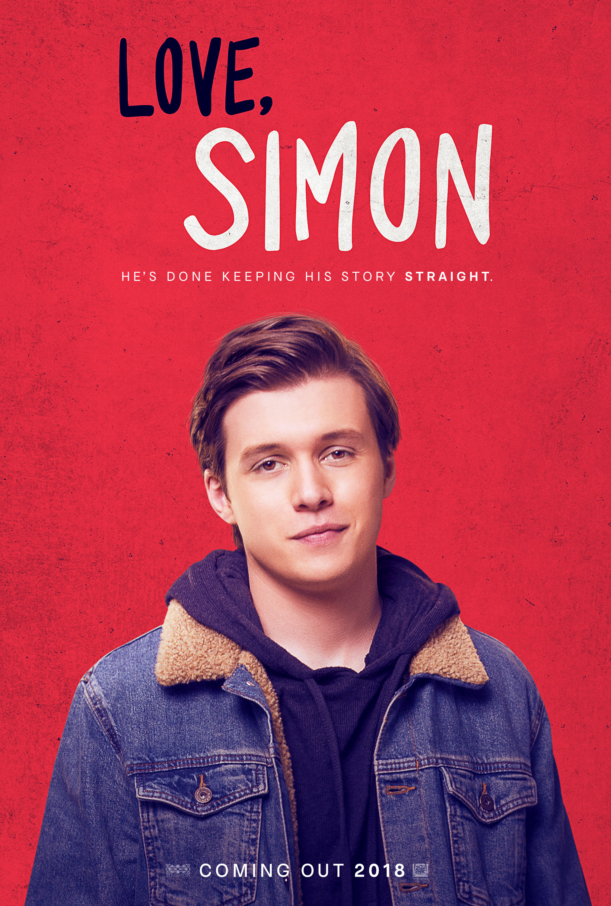 <b>LOVE, SIMON...</b>