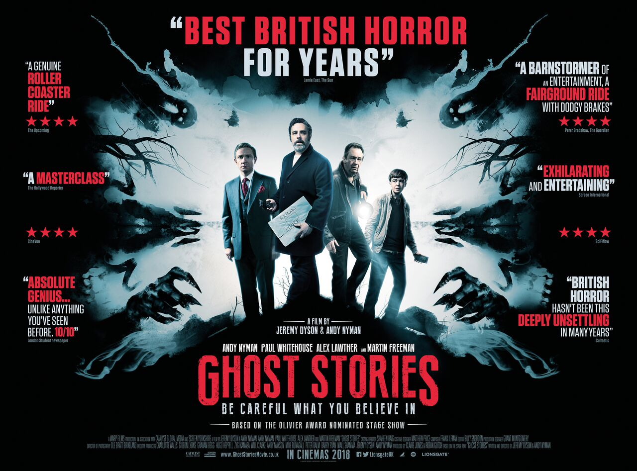 <b>GHOST STORIES TRAILE...</b>