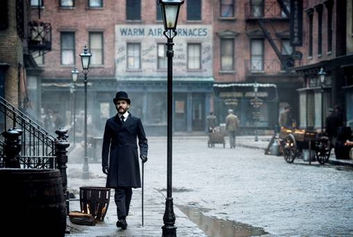 <b>THE ALIENIST TRAILER...</b>