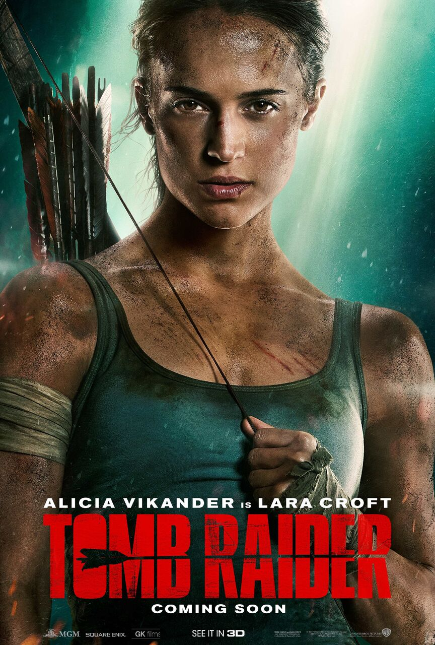 <b>TOMB RAIDER TRAILER...</b>