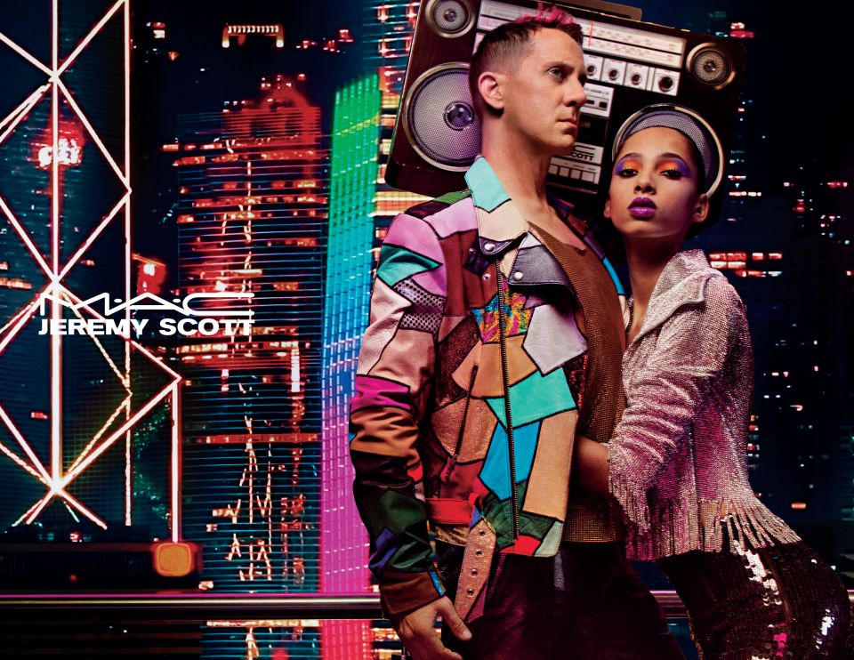 <b>MAC X JEREMY SCOTT...</b>