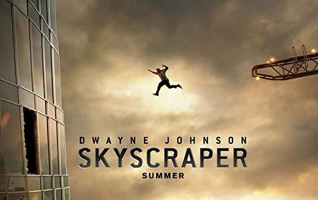 <b>SKYSCRAPER TRAILER...</b>