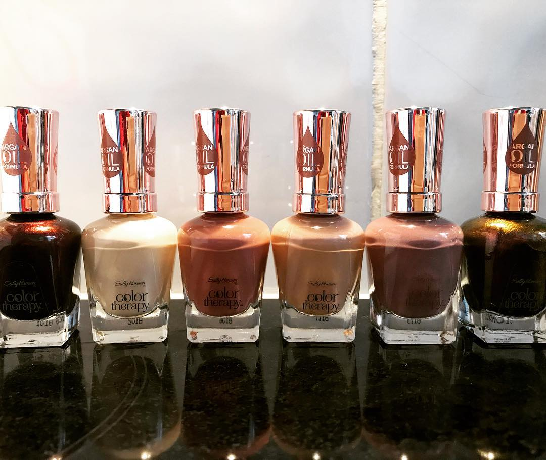 Sally Hansen Nude Nails Collection