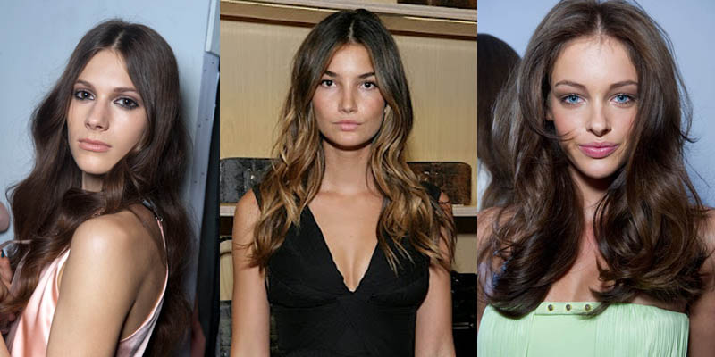Summer Hair Colour Trends 2012 Beauty And The Dirt