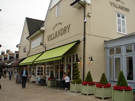 Bicester Village Big Brands Shopping Outlet Beauty And The Dirt