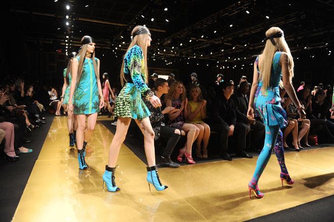 Versace x H&M Show