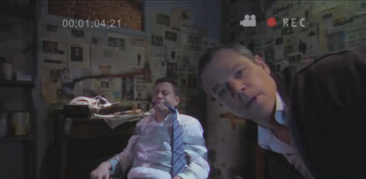 Matt Damon takes over Jimmy Kimbel
