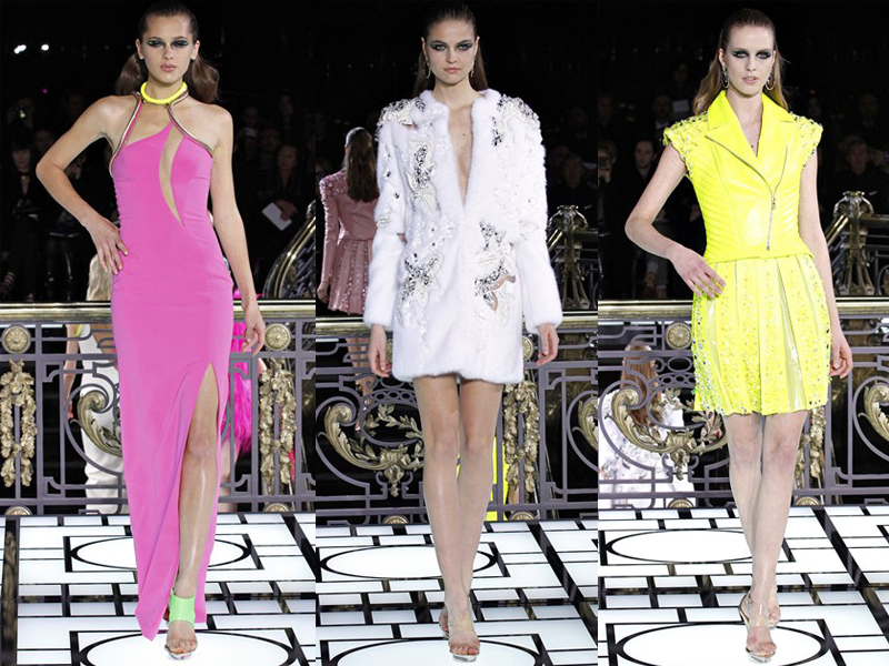 Versace Couture Line