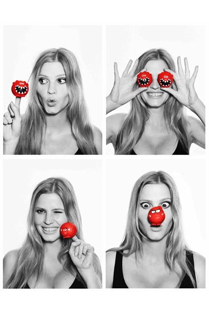 Lara Stone for Comic Relief
