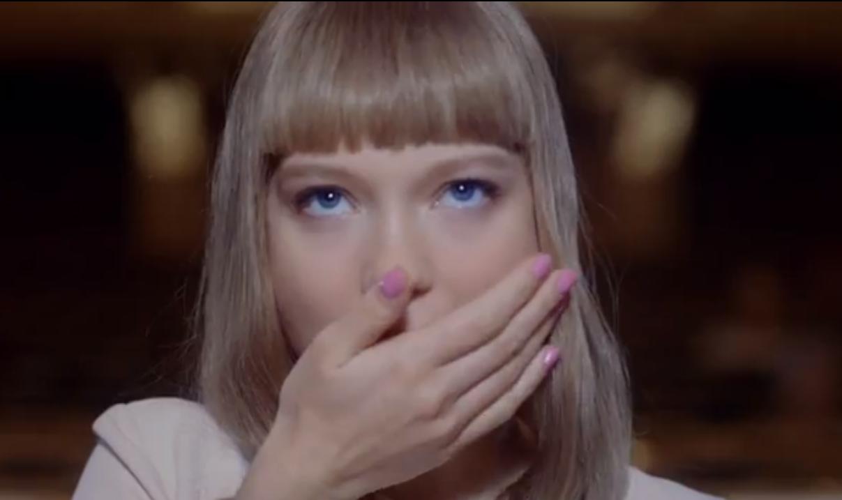 Lea Seydoux in Prada's new fragrance film