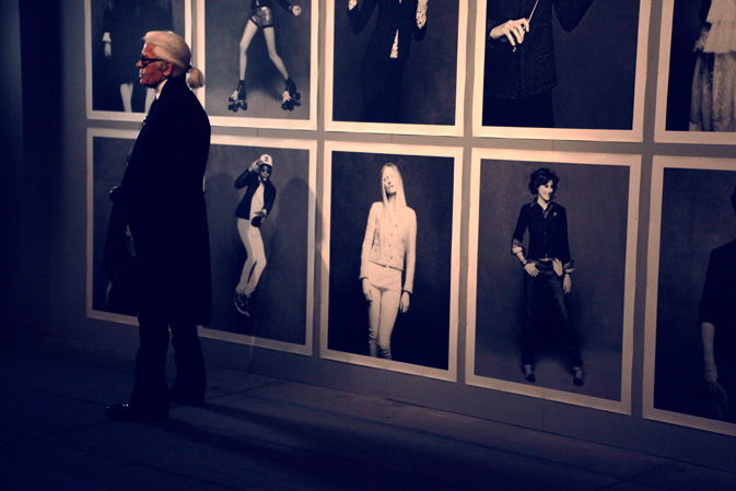 Chanel Little Black Jacket Exhibition