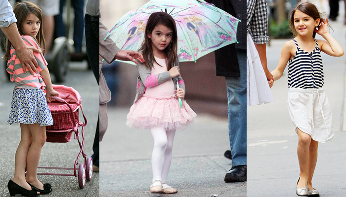 Suri Cruise To Launch Fashion Line | Beauty And The Dirt