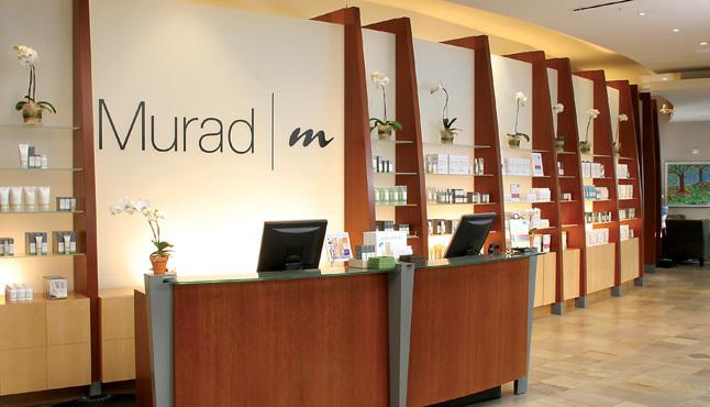 Murad Spa, California