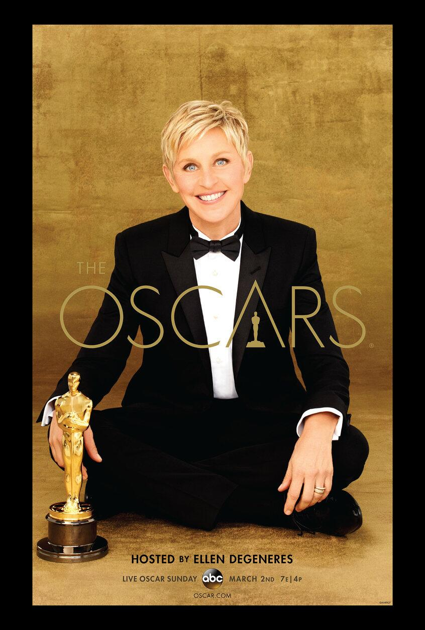 Official Oscars Poster