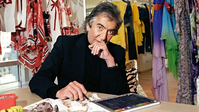 Roberto Cavalli, designer