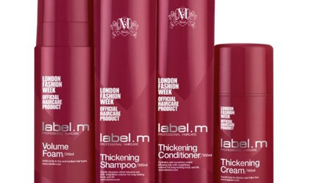 label.m Thickening Collection