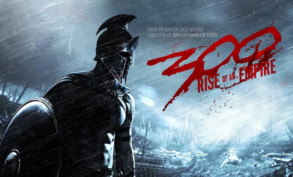 300: Rise Of An Empire.