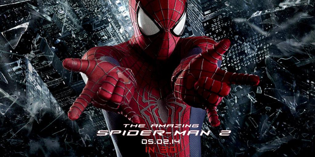 The Amazing Spider Man 2.