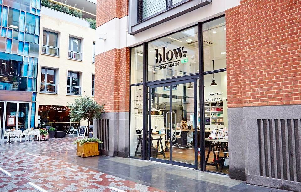 Blow Ltd (£25.00).