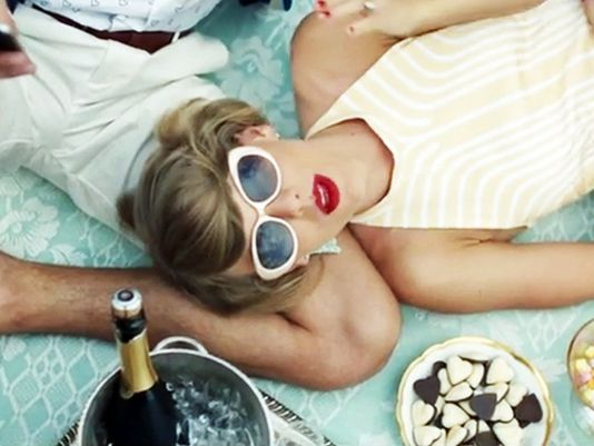 New Music Video: Taylor Swift Blank Space.