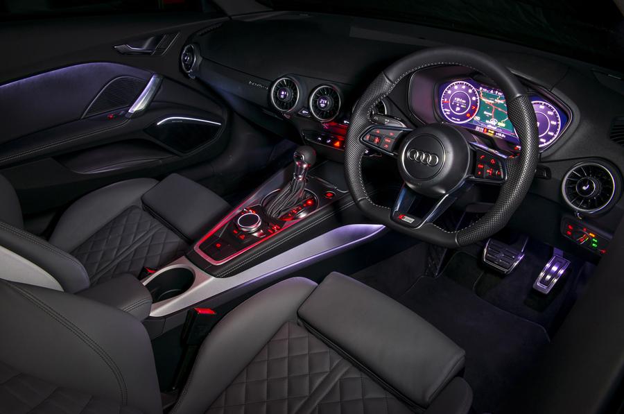 Audi TT: A Chic Car Named Desire.