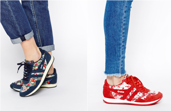 GOLA LIBERTY TRAINER COLLECTION