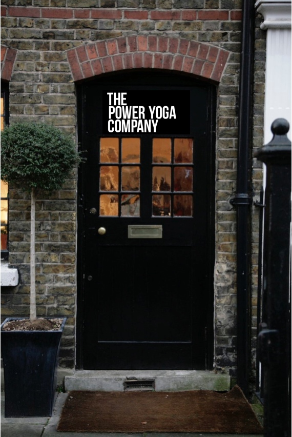 The Power Yoga Company.
