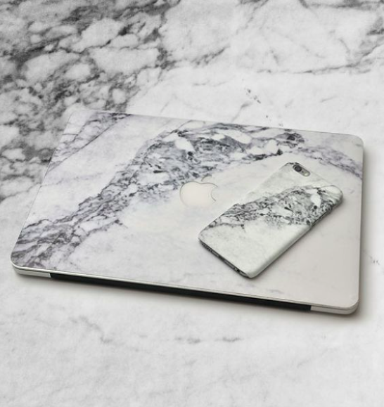 CaseApp marble skin