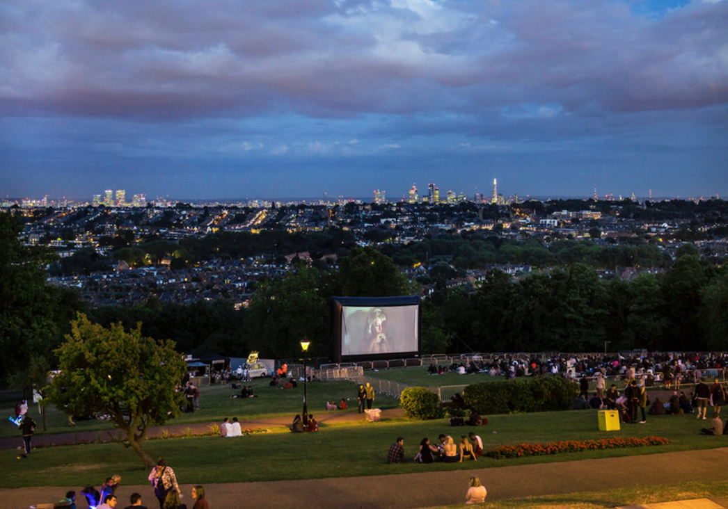 What could be better than winding down the evening with a film in the summer sun. What's more, our unique location means you can watch the film in truly epic surroundings with the whole of the London skyline as the backdrop.  This year our chosen film is the 80's Steven Spielberg classic ET: The Extra Terrestrial