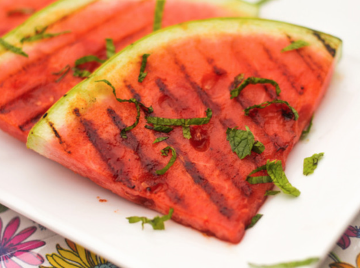 Spicy Grilled Watermelon by Serious Eats