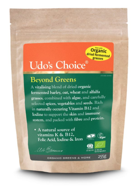 Udo's Choice Beyond Greens, £24.99 for 225g