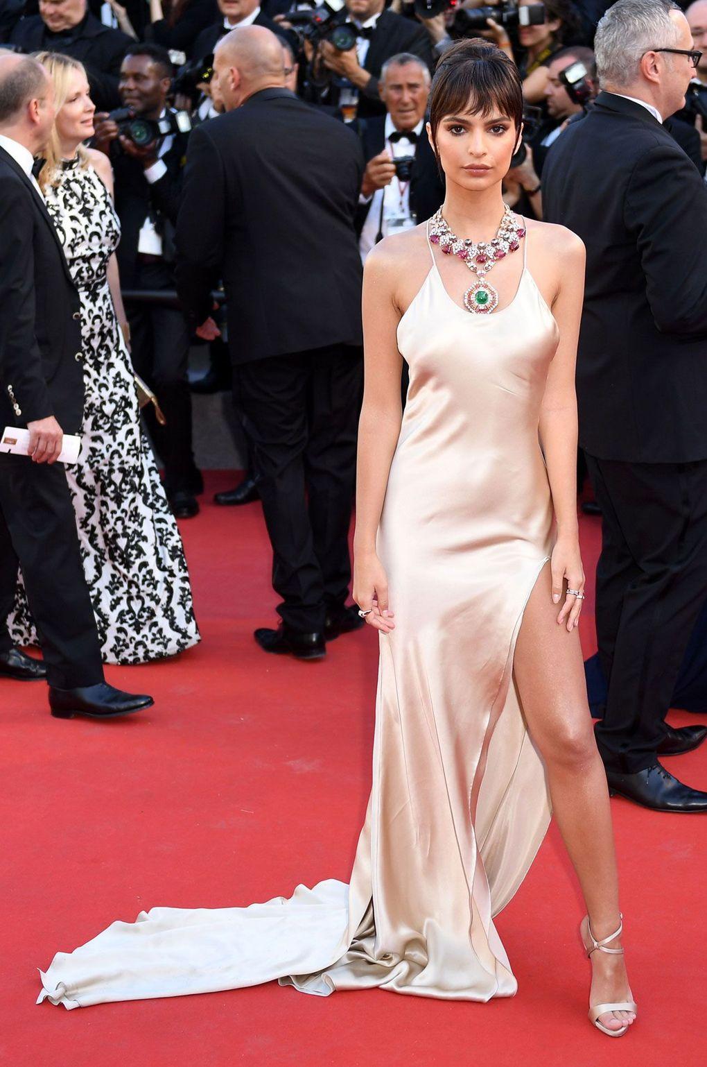 Emily Ratajkowski at Cannes Film Festival