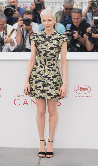 Michelle Williams at Cannes Film Festival 2017