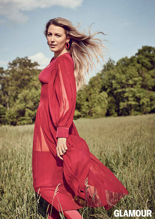 Blake Lively for Glamour