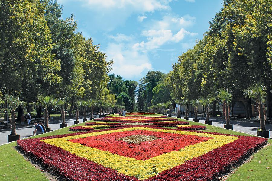 Burgas Sea Garden