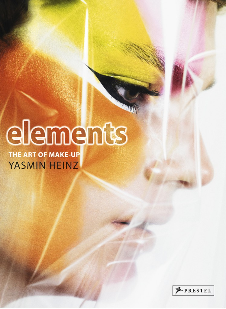 Elements makeup book by Yasmin Heinz