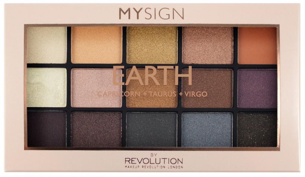 MYSIGN Earth Palette (£6)