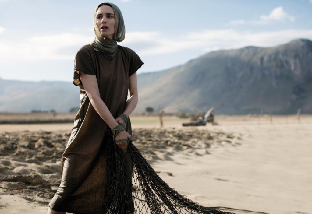 Rooney Mara as Mary Magdalene