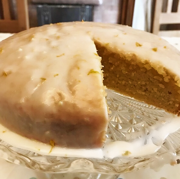 St. Clement's Cake recipe