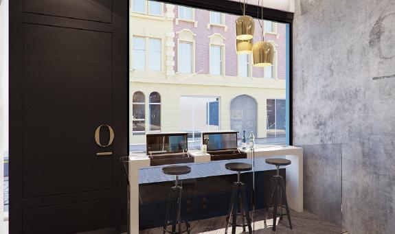 The Style Bar, Salon64