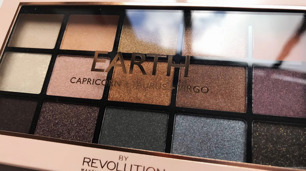 MYSIGN The Elements Earth palette £6