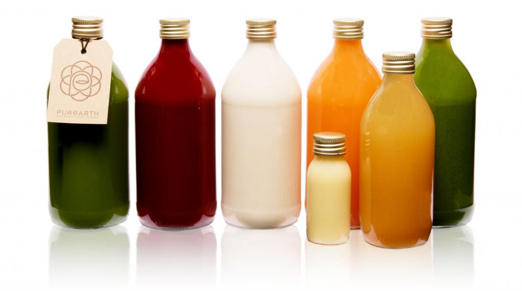 purearth juice