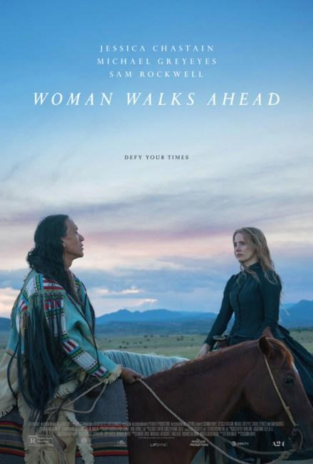Woman-Walks-Ahead-Poster