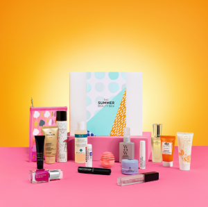M&S Summer Beauty Box 2018