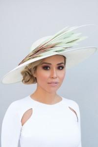 Hat by Vivien Sheriff